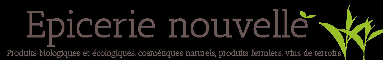 Épicerie Nouvelle Logo